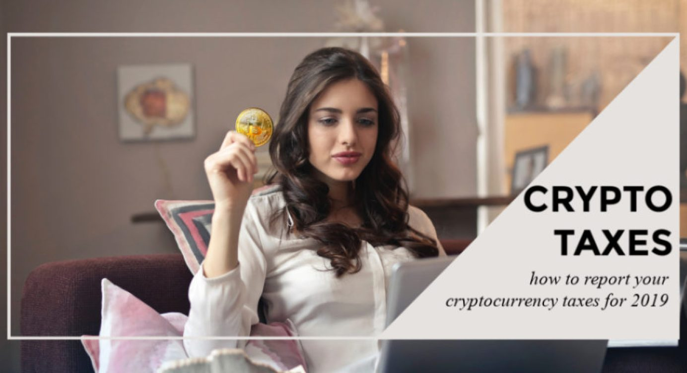 when do i report cryptocurrency on taxes