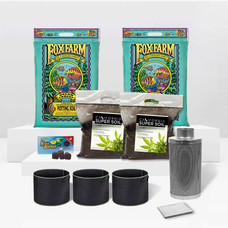 Quality Soil for Growing