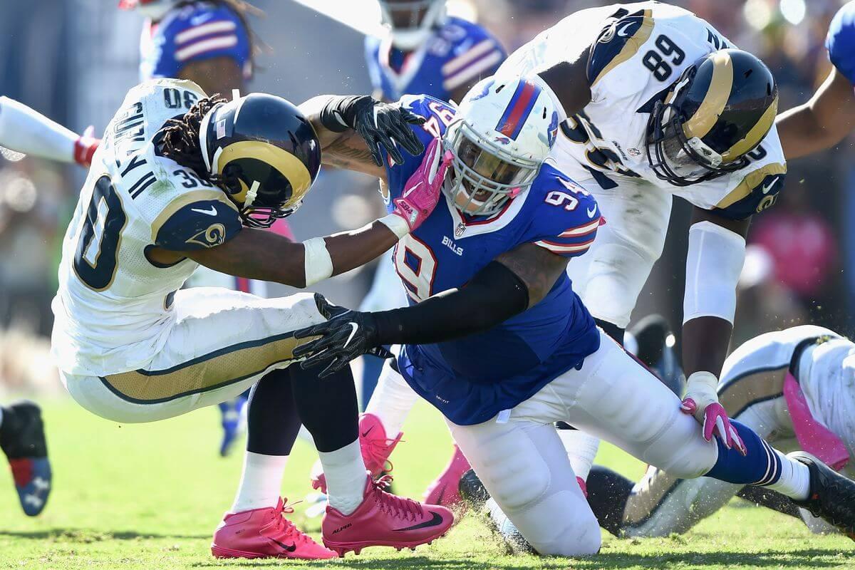Bills vs Rams