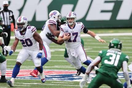 The Buffalo Bills beat the NJ Jets: 10 Things I Think I Think - Buffalo Fanatics - Buffalo Bills