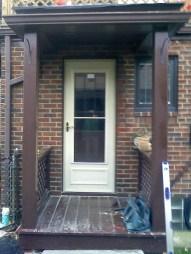 cleveland back door screen