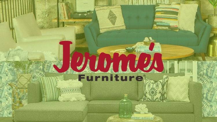 Introducing One of Our Sponsors – Jerome's Furniture