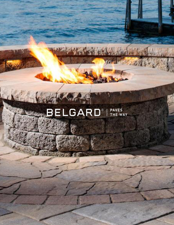Belgard Fire Pit Ideas – Get Inspired Today!