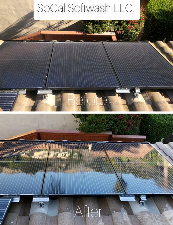 Socal Softwash – Solar Panel Cleaning Services