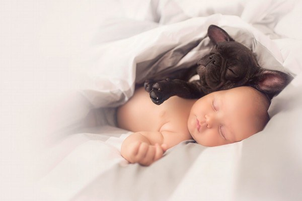 baby & pup1