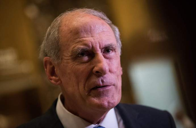 Former Senator Dan Coats Trump's Pick for National Intelligence