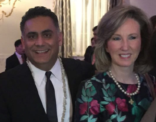 Puneet Ahluwalia withdraws from race in 34th House district