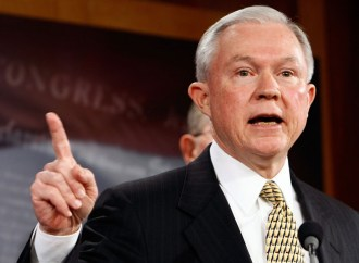 Senator Jeff Sessions confirmed for Attorney General