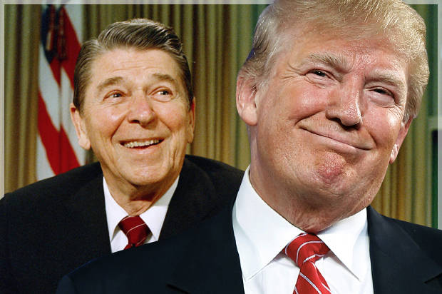 Reagan Redux: How today's anti-Trump 'resistance' also occurred in the 1980s