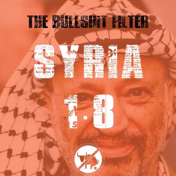 Syrian Civil War 1.8