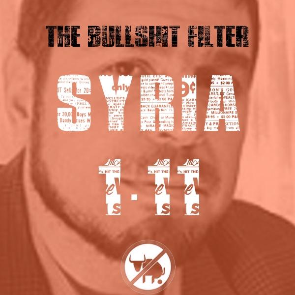 Syrian Civil War 1.11