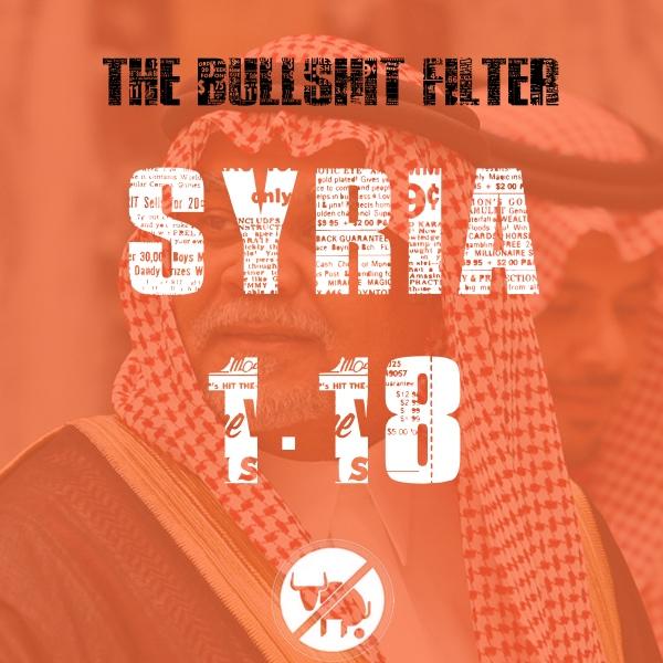 Syrian Civil War 1.18