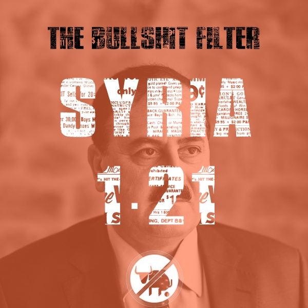 Syrian Civil War 1.21
