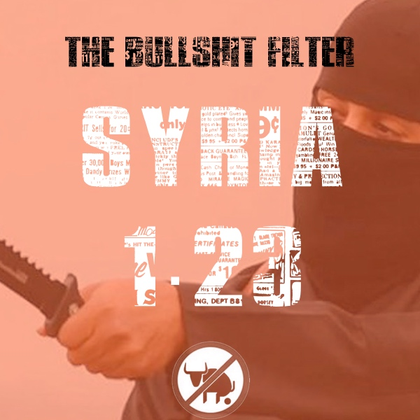 Syrian Civil War 1.23