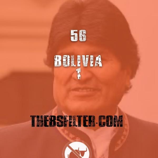 BFTN 56 – Bolivia 1