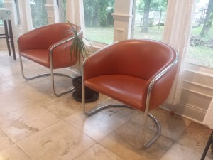 some favorites from my mid-century modern furniture collection