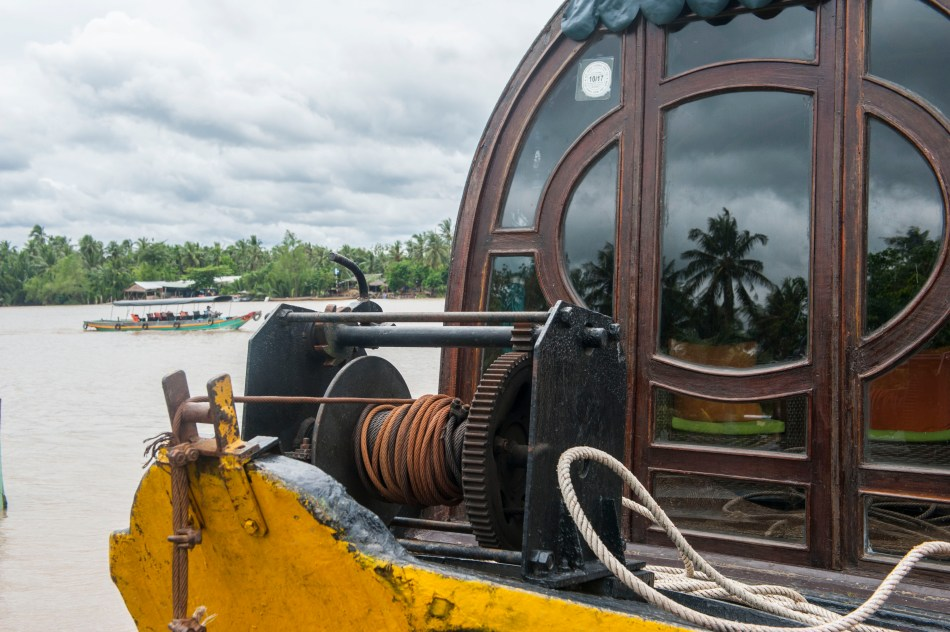 Mango Boat 1