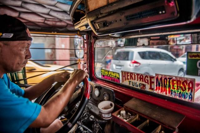 Chinatown Jeepney