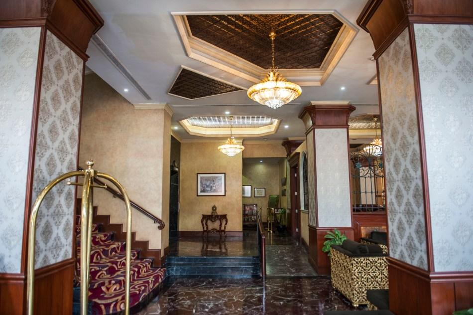 Luneta Hotel Lobby 1