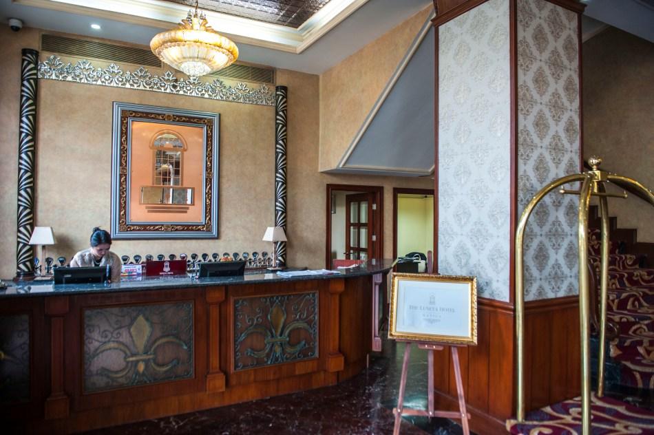 Luneta Hotel Lobby 3