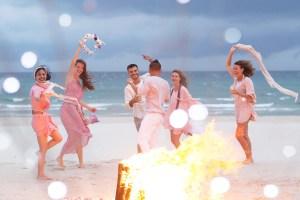 Spas, sparklers & soirees