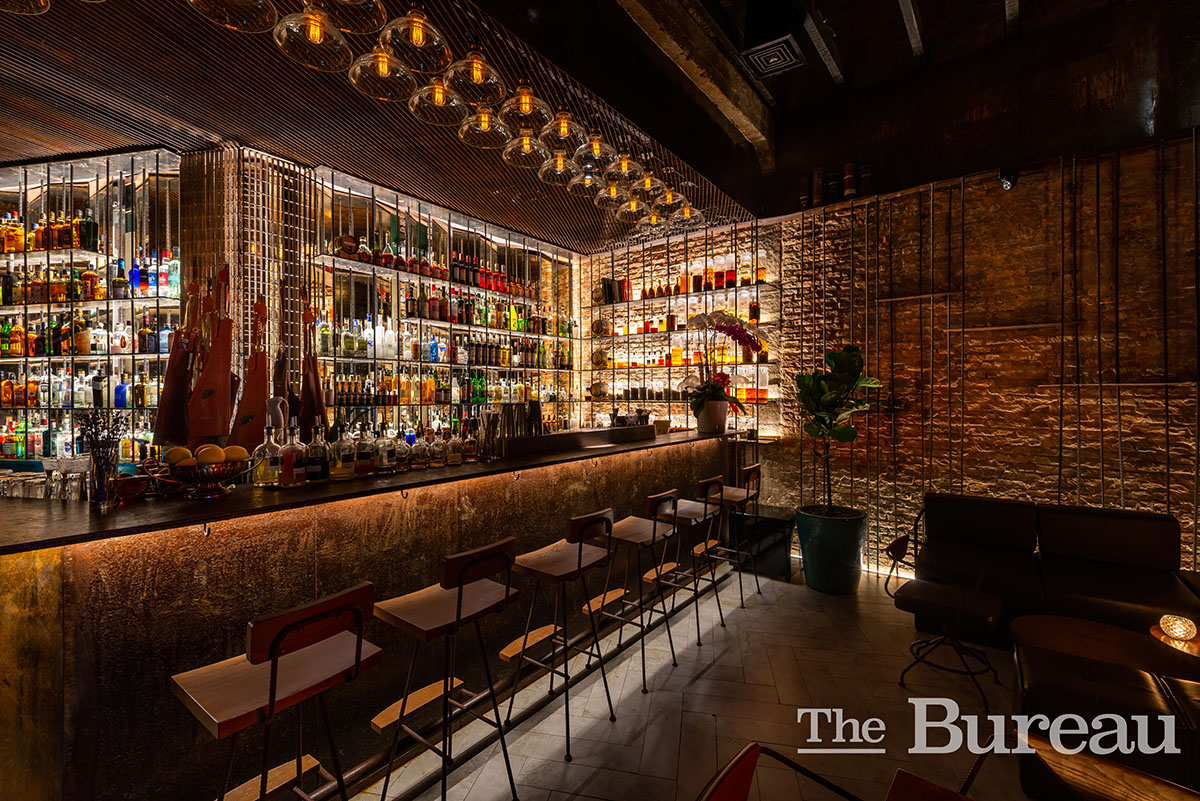 Saigon bars that caught our attention in 2018 | The Bureau