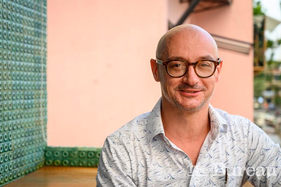 Saigon Artist Richie Fawcett's New Winter Pop-Up Exhibition At Into The Kitchens