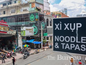 Brunch at Xi Xup Noodle & Tapas