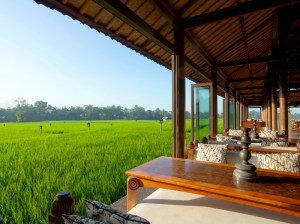 Chedi Club Ubud Plates Slowest Slow Food Possible