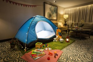 Glamping It Up At Grand Hyatt Taipei
