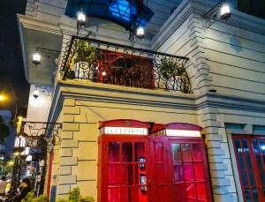 The Saigon Speakeasy That's Off The Hook: Telephone Bar