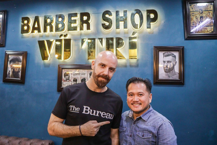 Get Your Bromance On With The Best Barbershop Experience in Ho Chi Minh City