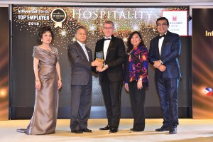 Orchard Hotel Singapore Awarded Among Asia's Top Employers In Hospitality