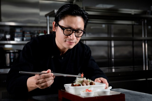 Renown Chef Luke Nguyen Acclaimed Fashion Designer Betty Tran Shaping Vietnam S Future With Food Fashion The Bureau