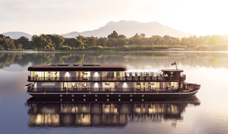 Heritage Line To Chart New Waters On Upper Mekong In Laos