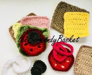 Ravelry: Yummy Knit Hamburgers pattern by Michele Wilcox | 245x300