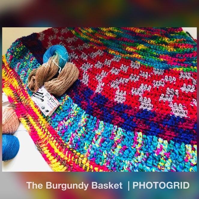 Darn Good Yarn Kit – The Burgundy Basket