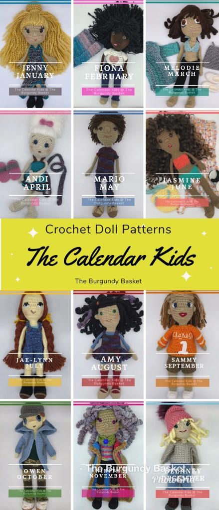 Doll Moses Basket Pattern - CROCHET PATTERN, Doll Basket Pattern ... | 1024x439