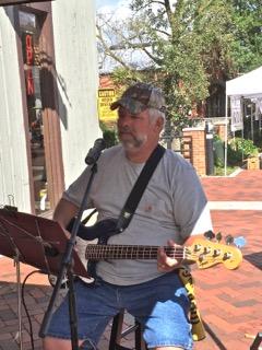 Steve Marosso on Guitar
