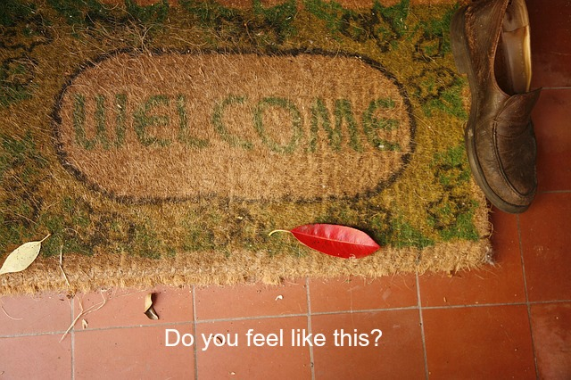 5 Signs You are Being Treated Like a Doormat