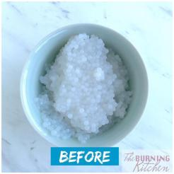 How to Revive Sago - Before