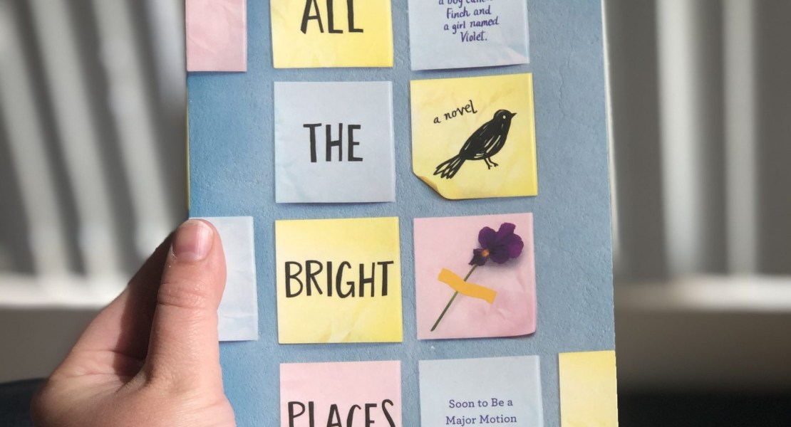 Photo of the book All the Bright Places by Jennifer Niven