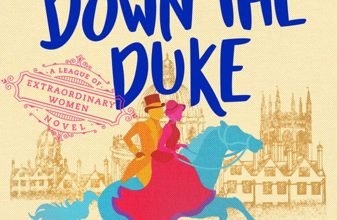 Book cover of Bringing Down the Duke by Evie Dunmore