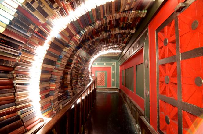 The Last Bookstore in Los Angeles
