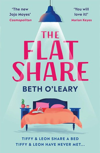 the flatshare by beth o'leary book cover
