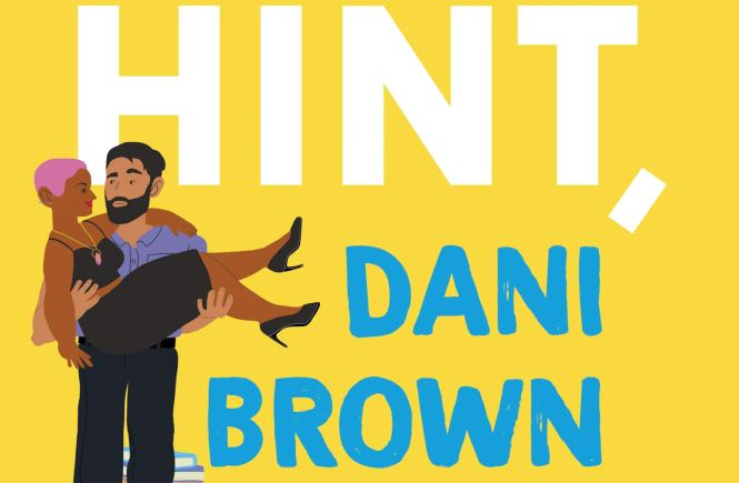 take a hint dani brown by talia hibbert book cover