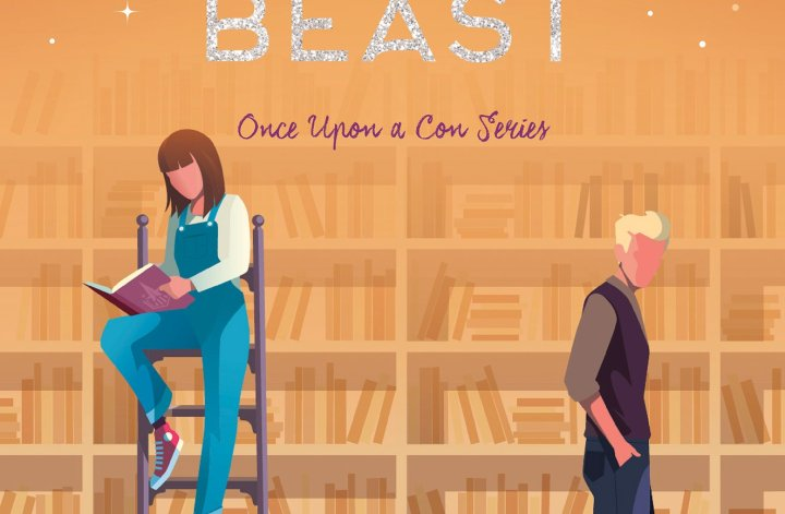 bookish and the beast by ashley poston book cover