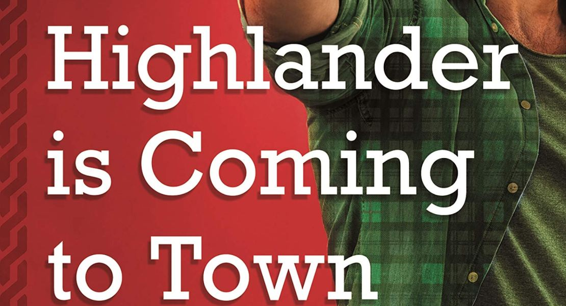 a highlander is coming to town by laura trentham book cover