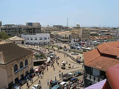 Accra, Ghana has been named one of Africa's most liveable cities. (Google Images)