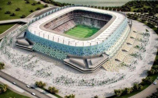 FIFA officials are concerned that arenas in Rio and Brasília are behind schedule. (Google Images)